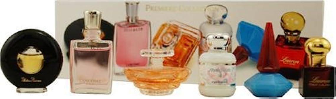 航空会社担当者楽観的ランコム LANCOME Premiere Collection プリミエール コレクション ミニ 香水 6本 セット 並行輸入品