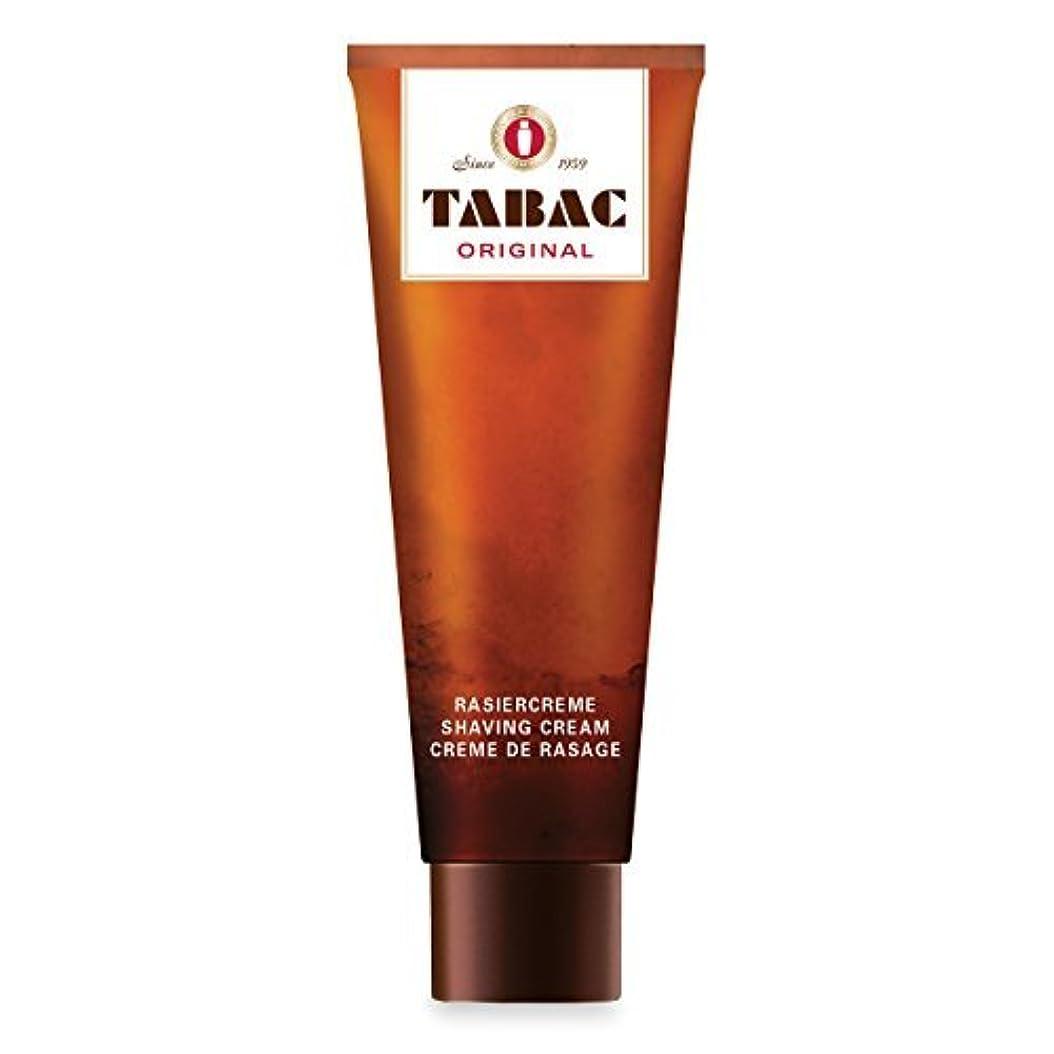 賞賛する博物館でTabac Original By Maurer & Wirtz For Men. Shaving Cream 3.6 Ounces [並行輸入品]