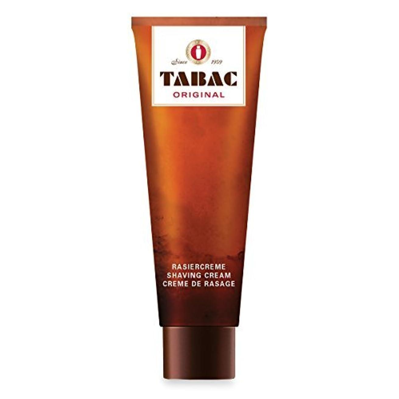 ハンディキャップ触手インペリアルTabac Original By Maurer & Wirtz For Men. Shaving Cream 3.6 Ounces [並行輸入品]