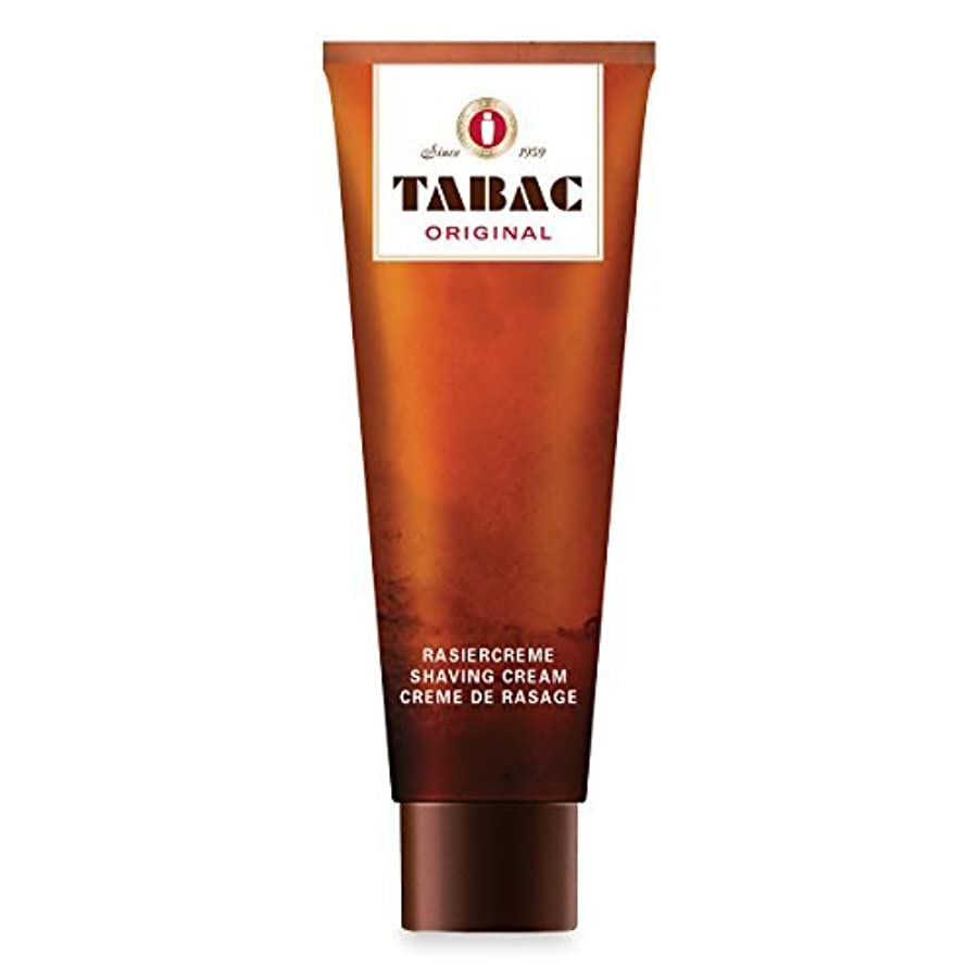 シンポジウムありそう弾性Tabac Original By Maurer & Wirtz For Men. Shaving Cream 3.6 Ounces [並行輸入品]