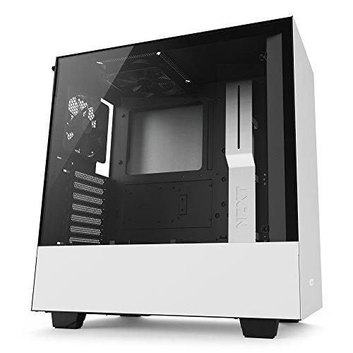 NZXT H500 ネイキッドモデル [ White & B...