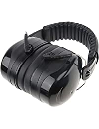 B Baosity 大人 イヤーマフ 耳カバー 折りたたみ式 調整可能 騒音低減 聴覚保護 NRR 26dB / SNR 33dB