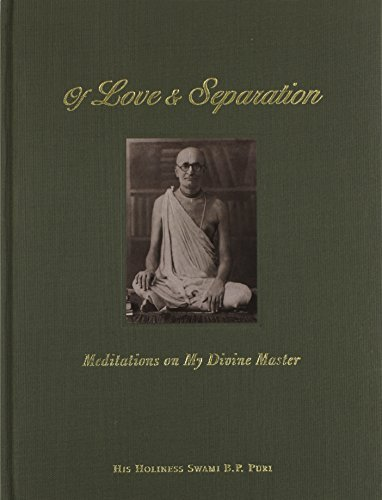 Of Love and Separation (English Edition)
