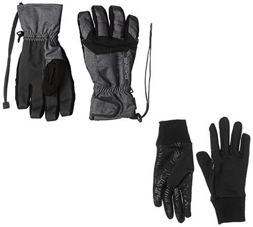 [ダカイン] [メンズ] 3WAY グローブ 防水 (DK DRY 採用) インナーグローブ付き [ AI237-734 / SCOUT SHORT ] 手袋 スノーボード