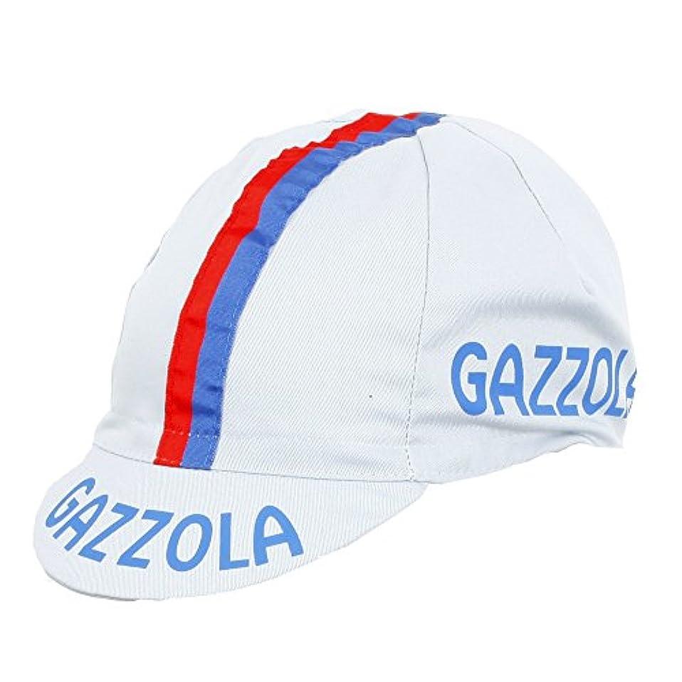 一ベアリング着陸APIS(アピス) GAZZOLA クラシックサイクルキャップ
