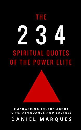 amazon the 234 spiritual quotes of the power elite empowering