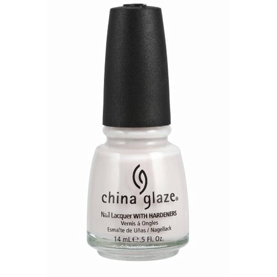 クライストチャーチ化学問い合わせるCHINA GLAZE Nail Lacquer with Nail Hardner - Oxygen (並行輸入品)