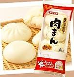 ヤマザキ 具たっぷり肉まん 中華まん 4個入り 3パックからご注文可能です。山崎製パン横浜工場製造品