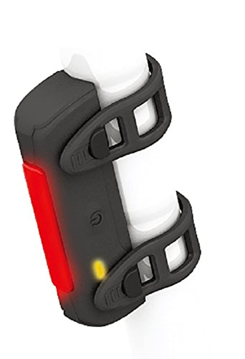 集める起点南東SERFAS(サーファス) 自転車 LED ライト サンダーブラスト リア アラーム音 リチウムイオン充電チ USB充電 ブラック 028989
