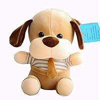 ぬいぐるみ 抱き枕 犬 小さい 萌え 可愛い 柔らか ふわふわ スーパーソフト 癒し系 子供へ お祝い お誕生日 記念日 おもしろ雑貨 幼児の贈り物 おもちゃ プレゼント 店飾り Sサイズ 22CM