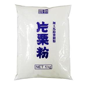 雪和食品 片栗粉 (加工澱粉 フランス産) 1kg