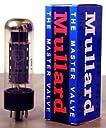 (Matched Pair) - Mullard Reissue EL34 Power Vacuum Tube, Matched Pair