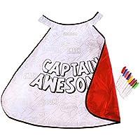 [グレートプリテンダーズ]Great Pretenders Color Me Cape Super Hero Captain Awesome Set 83015 [並行輸入品]