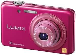 パナソニック デジタルカメラ ルミックス パッションピンク DMC-FH7-P