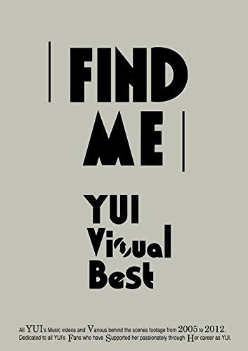 FIND ME YUI Visual Best [Blu-r...