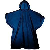 Hooded Plastic Reusable Poncho