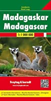Madagascar Road Map 1:1 000 000