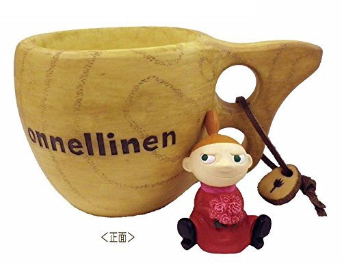 MOOMIN ムーミン リトルミイ ククサ型インテリアボックス onnellinen(オンネリネン)