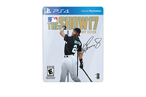 MLB 17: The Show - Mvp Edition (輸入版:北米) - PS4 発売日