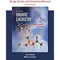 Organic Chemistry Study Guide and Solutions: A Rhetorical Reader and Guide
