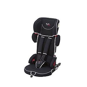 日本育児 チャイルドシート トラベルベスト ECFix ブリリアント・ブラック 9kg~25kg対象 ISOFIX対応