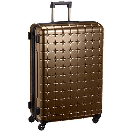 [プロテカ] 日本製スーツケース 360(サンロクマル)メタリック 85L 85.0L 71.0cm 4.7kg 02619 05 ブラウン