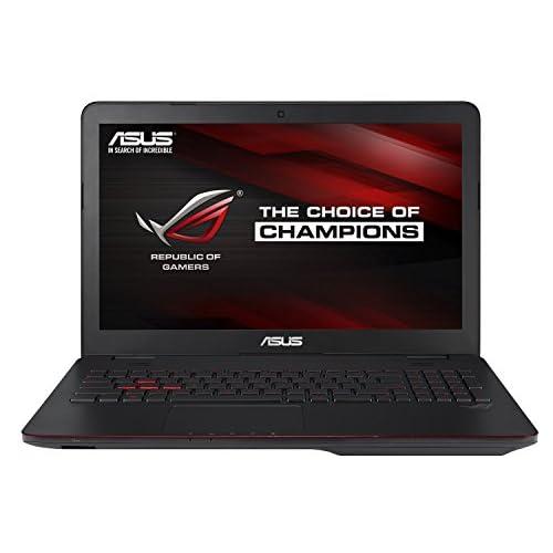 【並行輸入品】 GTX860M搭載 エイスース ASUS ROG ゲーミング Gaming ノートパソコン Laptop 15.6-inch GL551JM-EH74 (Corei7 2.5GHz/256GB SSD/16GB RAM/Windows 8.1) 米国版 英語 OS (English OS) US version Keyboard