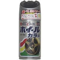 ソフト99(SOFT99) 塗料・ペイント ホイールカラー W43 ガンメタ 07543