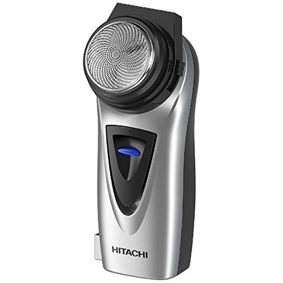 説明処理レンズ日立 電気シェーバー (シルバー)HITACHI 回転式 RM-126-S
