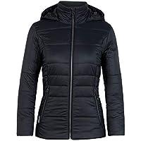 Icebreaker Merino Women's Stratus X Hooded Jacket, Merino Wool, Down Alternative