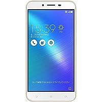 ASUS ZenFone3 MAX SIMフリー スマートフォン (ゴールド/5.5インチ)【日本正規代理店品】(オクタコアCPU/3GB/32GB/4100mAh)ZC553KL-GD32S3/A