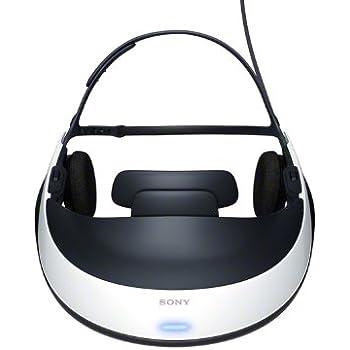SONY 3D対応ヘッドマウントディスプレイ HMZ-T1