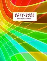 2019-2020 Monthly Planner: 2019-2020 Monthly Calendar | 24 Months Calendar 2019-2020 Calendar |  2019-2020 Academic Planner | Monthly Calendar Schedule Organizer Agenda Planner | Three Year Planner Monthly  Planner (2019-2020 Planner Monthly Calendar Organizer)