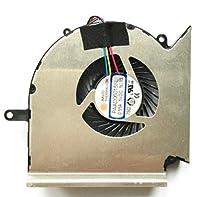 QUETTERLEE 交換用 MSI GE63VR MS-16P1 GE73VR MS-17C1 CPU 冷却ファン PAAD060105SL N383 (GPUではありません)