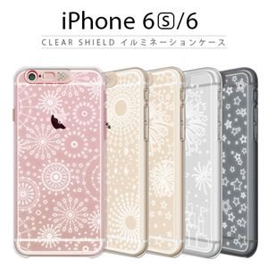 SG iPhone6s/6 Clear Shield イルミ...