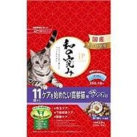 (まとめ)ジェーピースタイル 和の究み 11歳から ケアを始めたい高齢猫用 2kg【×6セット】【ペット用品・猫用フード】