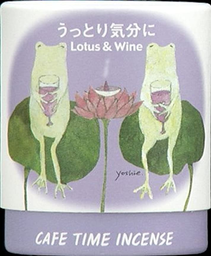 予測離れた挑発する日本香堂 カフェタイム インセンス うっとり気分に コーン 10個入 (お香)×144点セット (4902125333024)