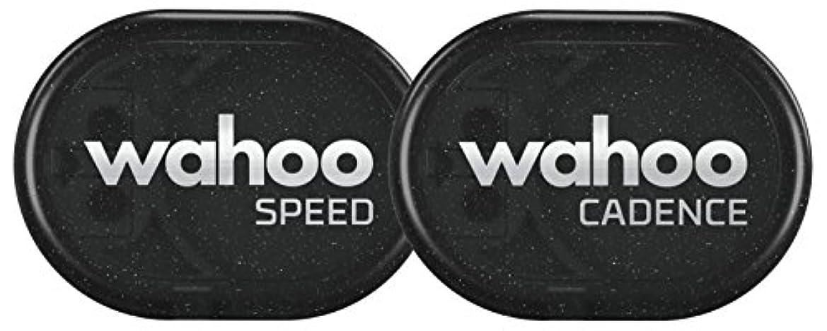 バトルクランシーピニオンWahoo RPMスピード/ケイデンスセンサー(iPhone、Android、およびサイクルコンピュータ用)