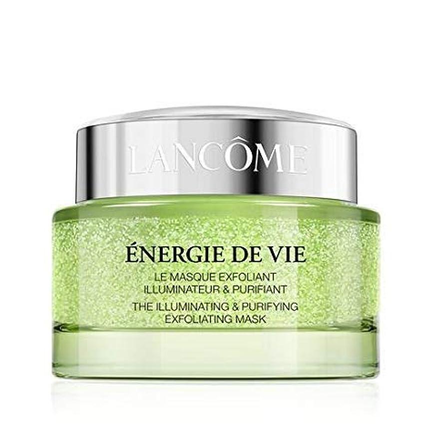 記念碑的な求人化粧ランコム Energie De Vie The Illuminating & Purifying Exfoliating Mask 75ml