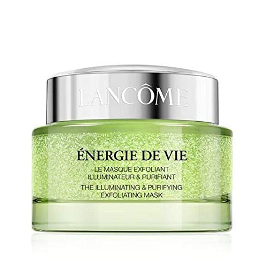 維持するペア厳しいランコム Energie De Vie The Illuminating & Purifying Exfoliating Mask 75ml