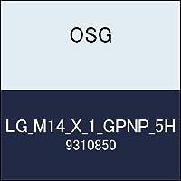 OSG ゲージ LG_M14_X_1_GPNP_5H 商品番号 9310850