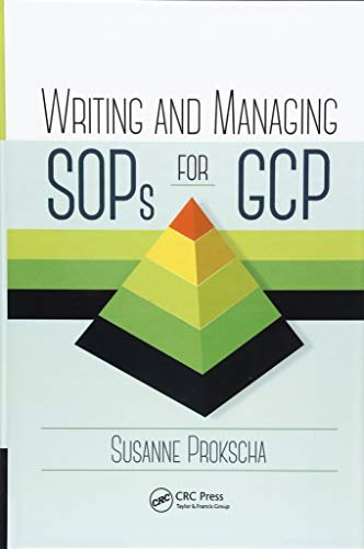 Download Writing and Managing SOPs for GCP 1482239353