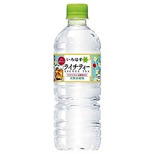 コカ・コーラ い・ろ・は・す ライチティー PET 555ml×24本