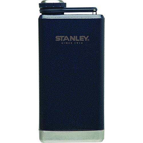STANLEY(スタンレー) SSフラスコ 0.23L ネイビー 01564-024 (日本正規品)