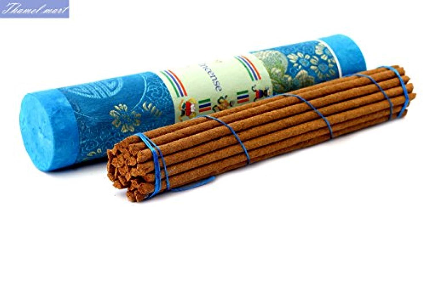 いつかシンプルな不一致サンダルウッドチベットIncense Sticks – Spiritual & Medicinal Relaxation Potpourrisより – 効果的& Scented Oils