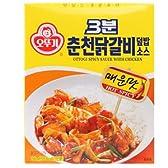 「オットギ」3分チュウンチョンダッカルビ 丼ソース■韓国食品■1473