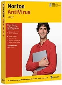 【旧商品】ノートン・アンチウイルス 2007 インターナショナル