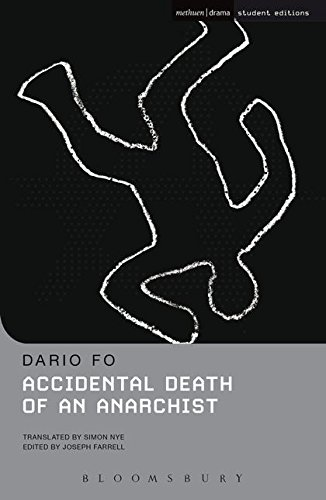 Accidental Death of an Anarchist (Methuen Drama Modern Plays)