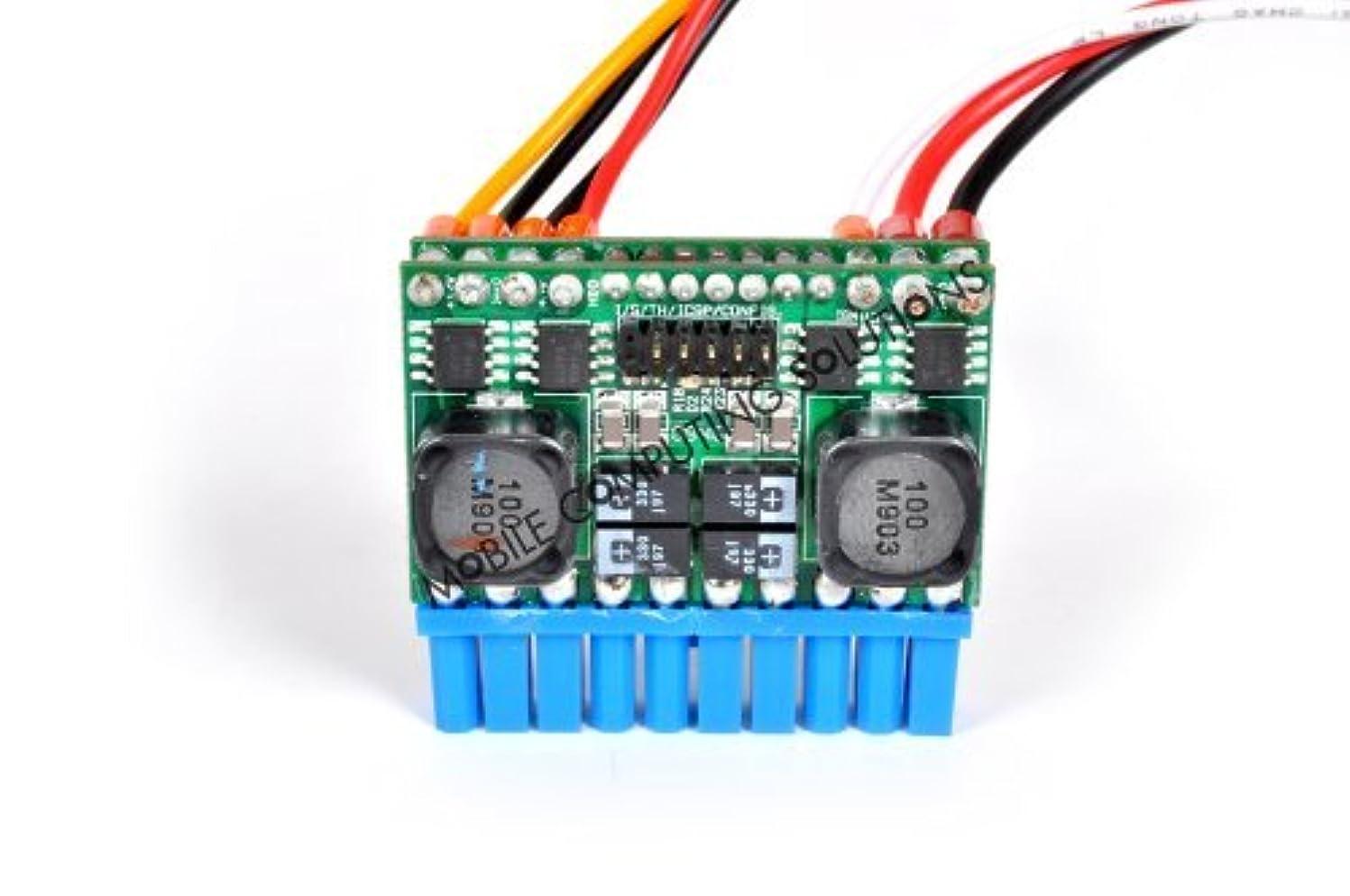 悪性のベイビーに対処するM3-ATX-HV 95 Watt - Smart Automotive Carputer Power Supply [並行輸入品]