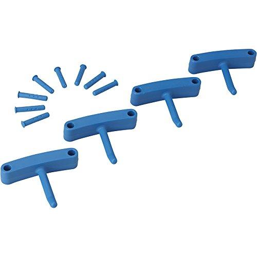 Vikan ブラケット フック 1016 HACCP対応 ブルー